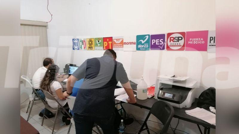 PREP Navojoa cierra con el conteo de los votos tras captura de todas las actas