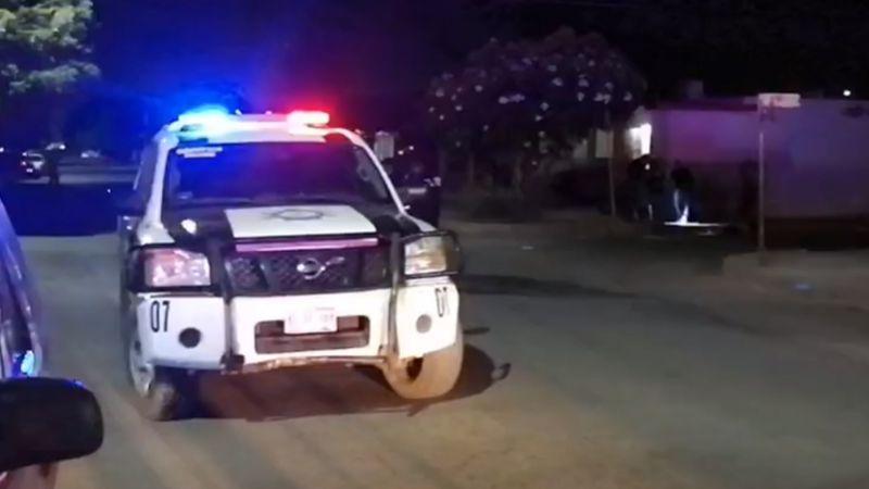 Suenan las armas en Cajeme: Gatilleros ejecutan a hombre al sur de Ciudad Obregón