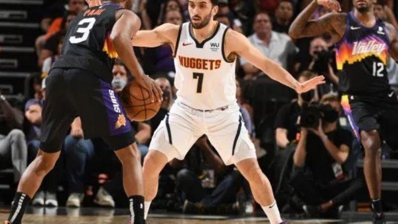 Los Suns toman ventaja y superan a los Nuggets con todo y el MVP de la NBA