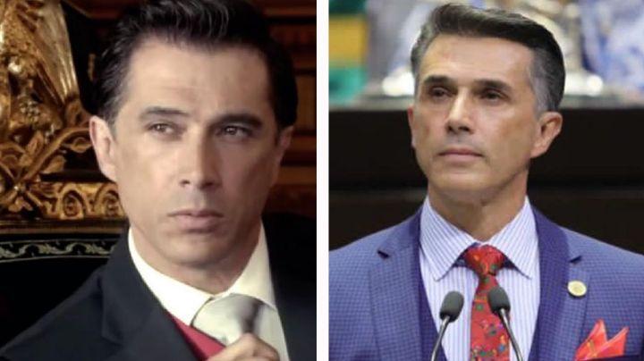 ¿Lo amenazaron? Sergio Mayer tuvo pleito por interpretar a Peña Nieto en 'La Dictadura Perfecta'