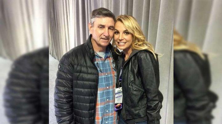 Britney Spears pierde en la corte: Su padre Jamie Spears sigue siendo su tutor