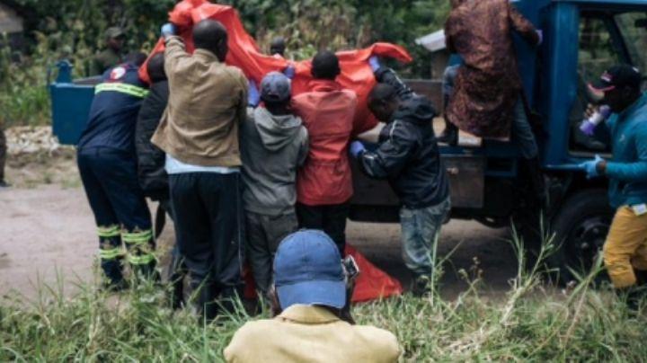 Masacre en el Congo: La ADF asesinó a 12 personas con machetes y palos en el centro