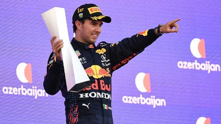 'Checo' Pérez cumplirá 200 Grandes Premios de Fórmula Uno en Austria