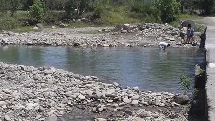 Muere ahogado un menor de edad en el río Chapa Chapa; regresaba de trabajar