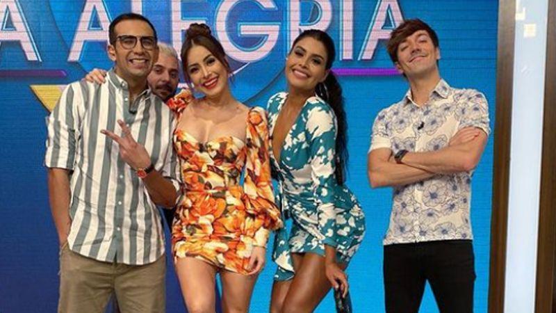 Cynthia Rodríguez y Kristal Silva seducen a todo TV Azteca con coquetos vestidos y este baile: VIDEO