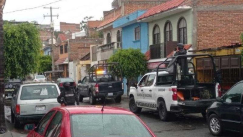 Con ráfaga de balas, asesinan a Salvador 'N'; los delincuentes lograron escapar