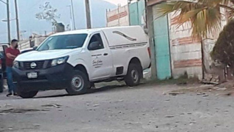 Gatilleros balean una camioneta en Chihuahua, la víctima quedó muerta en el asiento