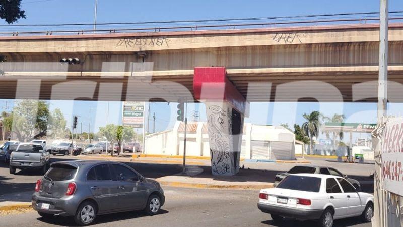 Trágico final: Auto fantasma arrolla a adulto mayor arriba de puente de Ciudad Obregón