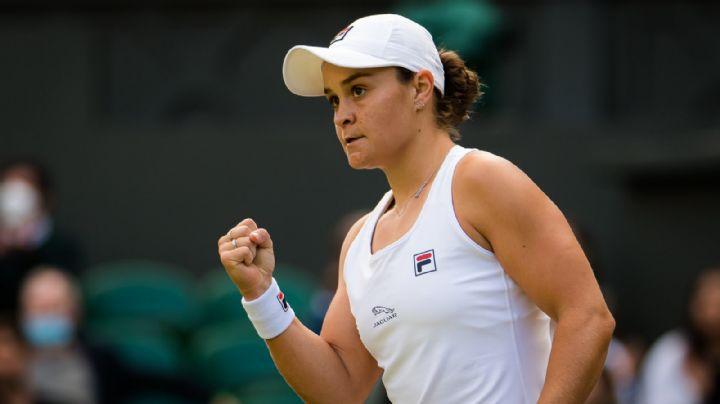 ¡Sí es la número 1! Ashleigh Barty consigue su primer título de Wimbledon