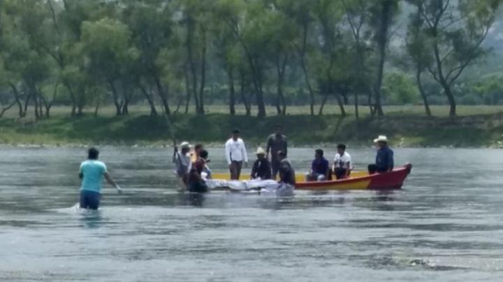 Recuperan del río Necaxa el cuerpo de Giovani 'C'; estaba reportado como desaparecido