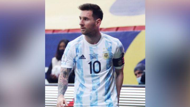 Tras la victoria de Argentina en Copa América, Messi rompe maldición que afectó Maradona y Pelé