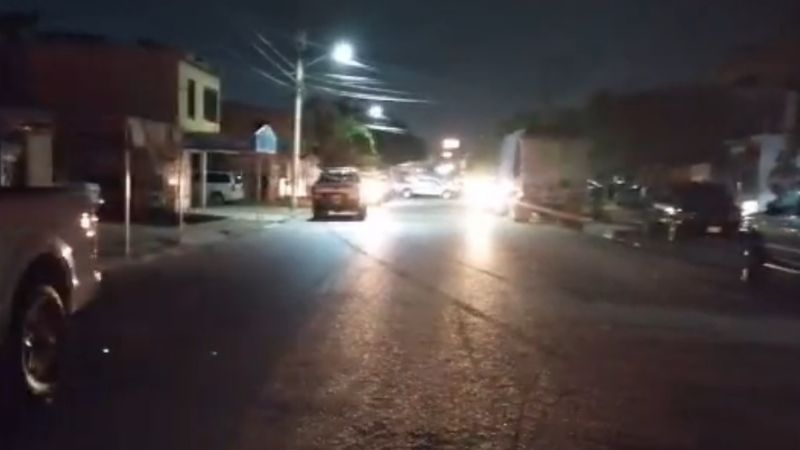 Llueven balas en Cajeme: Tirotean una vivienda en la colonia Primero de Mayo