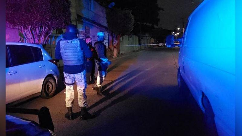 Dos agresiones armadas en Tijuana dejan un saldo de dos víctimas mortales