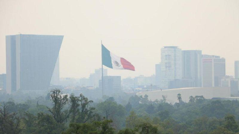 ¡Alerta Ciudad de México! La contaminación provocaría Covid-19 grave en las personas