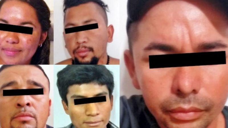 Dan más de 75 años de prisión a cinco hondureños; secuestraron a grupo de migrantes en Sonora