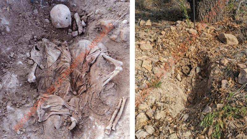 Trágico fin de semana: Encuentran restos humanos sepultados a las afueras de Nogales