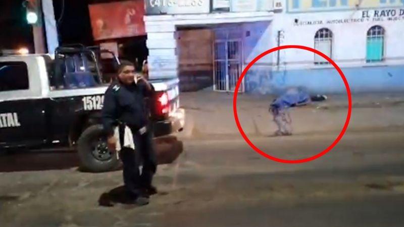 El tercer ataque armado de la noche: Matan a tiros a otra persona en Ciudad Obregón