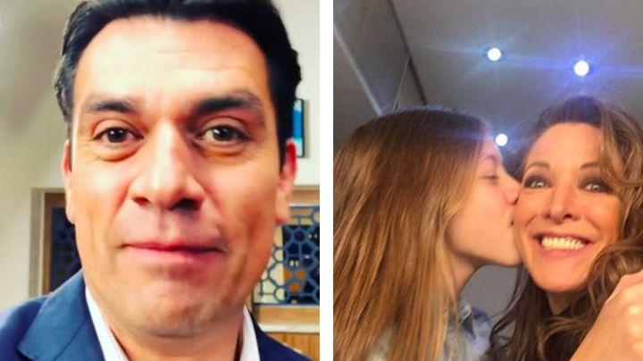 Andrea Noli revela cómo Jorge Salinas rechazó a su hija; ella se moría por saber del actor de Televisa