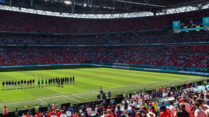 Italia: El equipo que está solo en el Estadio Wembley durante la final de la Eurocopa 2021
