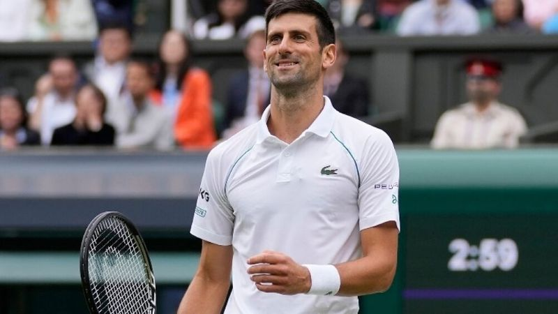 Novak Djokovic derrota a Matteo Berrettini y conquista Wimbledon; iguala a Federer y Rafael Nadal