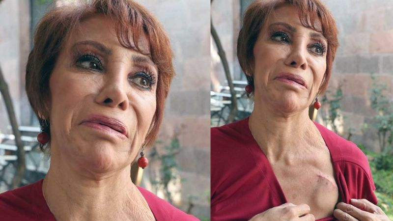 Hospitalizan a Maribel Fernández 'La Pelangocha', querida actriz de Televisa; sufre grave enfermedad