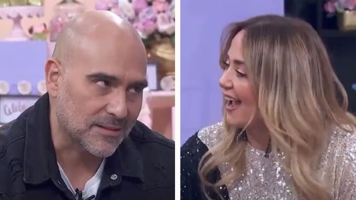 """¿Lo humilló? Legarreta, a punto de hacer llorar a Héctor Suárez Gomís en 'Hoy': """"No me hagas esto"""""""
