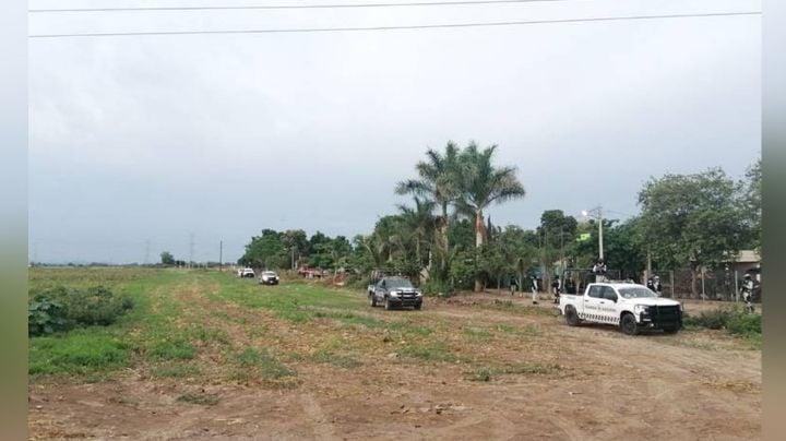 Elementos de la Guardia Nacional son agredido por presuntos sicarios en Navolato, Sinaloa