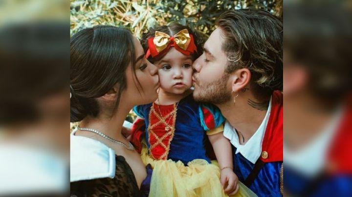 Juan de Dios Pantoja y Kimberly Loaiza celebran 2 años de haberse convertido en papás de Kima