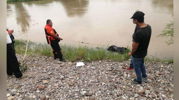 Joven es localizado muerto mientras flotaba en las aguas de río de Lerdo, Durango