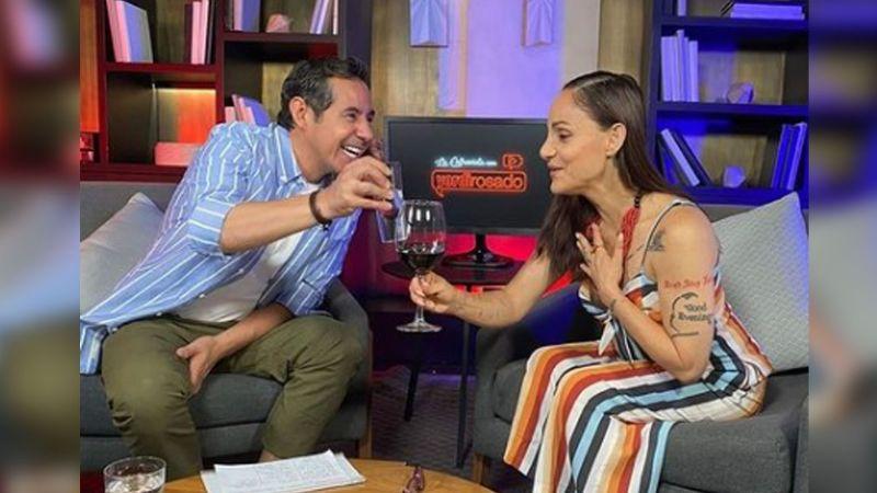 Lola Cortés llega a 'La Entrevista con Yordi Rosado' y la destrozan ¿por pasarse de copas?