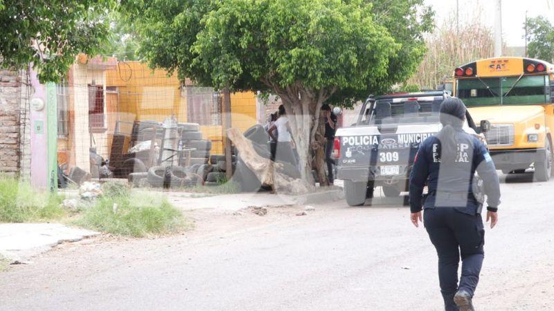 Rastreadoras localizan 2 cuerpos enterrados al interior de un domicilio en Cajeme; se rumora un tercero