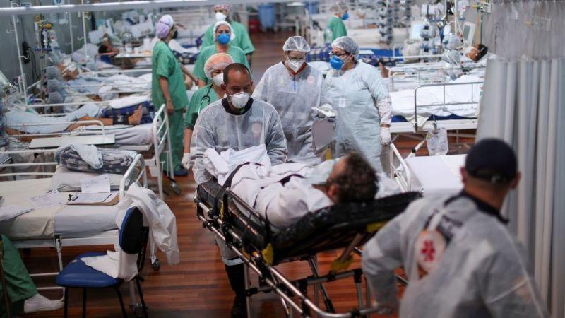 EU: Por repunte en casos de Covid-19, científicos prevén un impactante aumento en defunciones