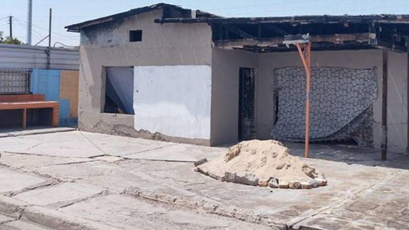 Lamentable descubrimiento: Encuentran a sujeto sin vida dentro de una vivienda en desuso