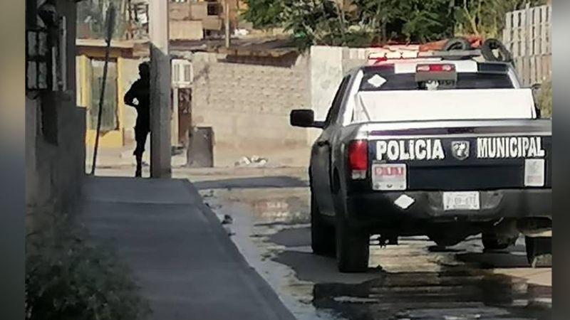 Mutilada en varias partes, hallan restos de una persona en contenedor de basura de Ciudad Juárez