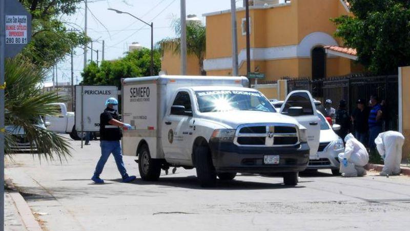 Tenía 34 años: Identifican a mujer ejecutada a tiros frente a su casa en Ciudad Obregón