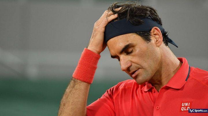 Roger Federer se despide también de los juegos olímpicos de Tokio 2020