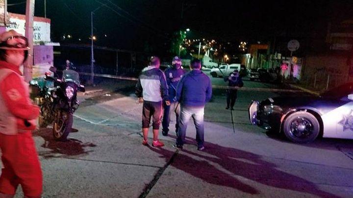 Hombre desconocidos ingresan a barbería y aniquilan a tres sin piedad en Zacatecas