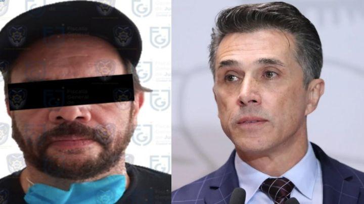 ¡Lo desenmascara! Actor de Televisa preso por 'abusar' de su hija da terrible noticia a Sergio Mayer