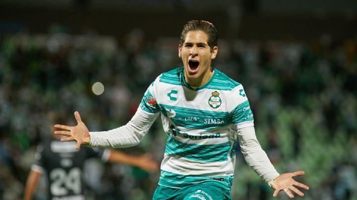 Santos Laguna le facilitaría las cosas a Santiago Muñoz para que juegue en Europa