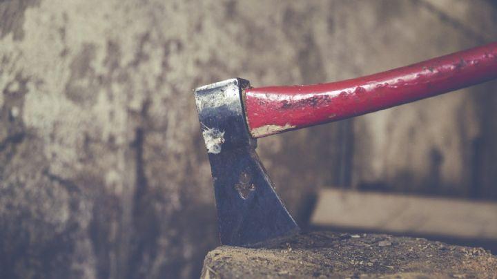 Un hombre mata a una niña con un hacha; se vengó porque descubrieron que la acosaba