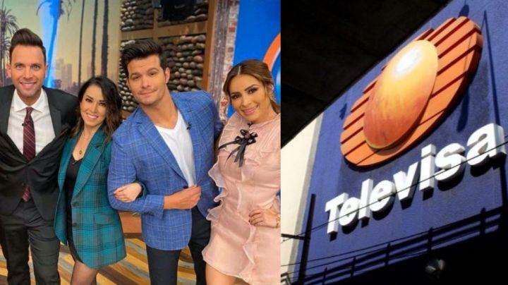 """""""Ridículo y doble cara"""": Destruyen a exconductor de 'VLA' tras traicionar a TV Azteca con Televisa"""