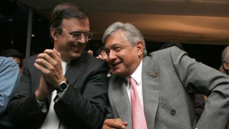 ¿Marcelo Ebrard, presidente de México? Esto dijo respecto a ser el sucesor de AMLO en 2024