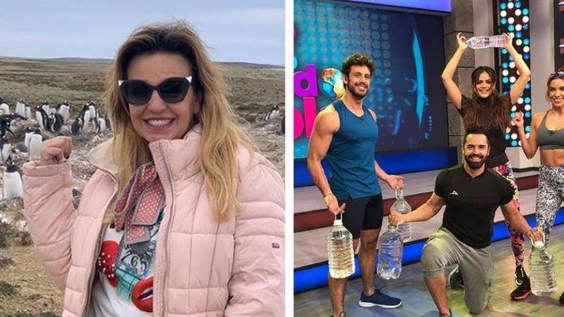 """""""Caricias a cambio de trabajo"""": Productora de 'Hoy' sería amante de famoso de Televisa 10 años menor"""