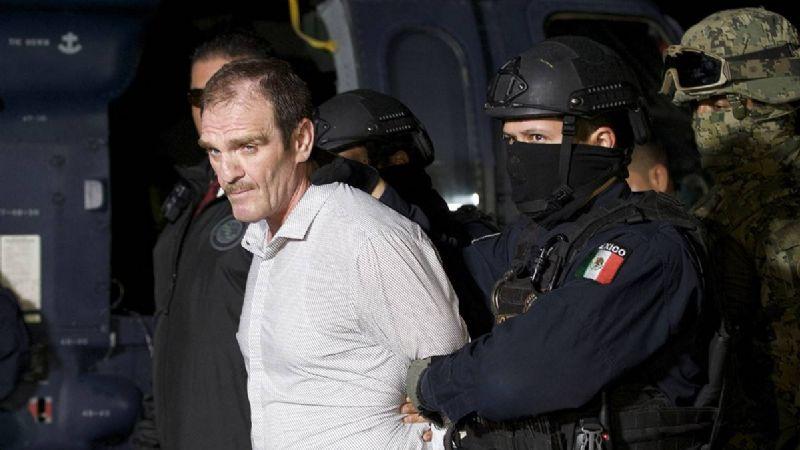 De nuevo, a prisión: Llevan al narcotraficante Héctor 'El  Güero' Palma al penal del Altiplano