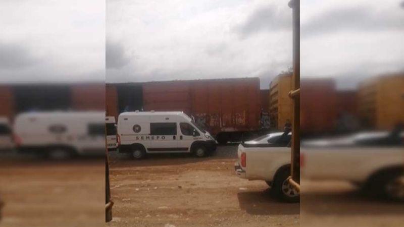 Cajeme: Encuentran cuerpo sin vida dentro del vagón de un tren en el Plano Oriente