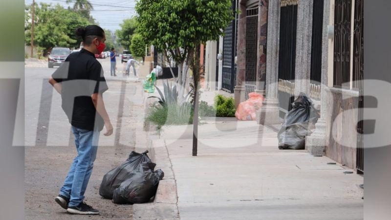 Ciudadanos de Cajeme reportan mal servicio de recolección de basura