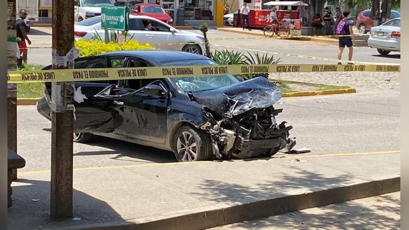 Conductor de In Driver es asesinado de un impacto de bala en la cabeza; estaba en servicio
