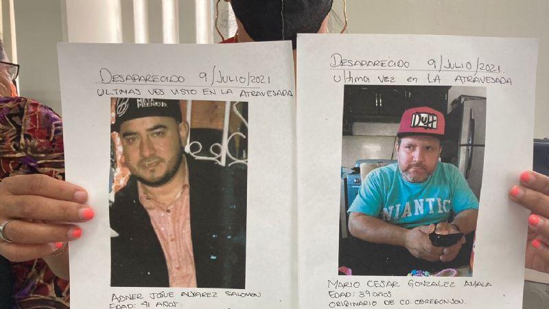 """""""Su familia lo espera"""": Mujer pide ayuda para localizar a su esposo; desapareció en el Valle de Guaymas"""