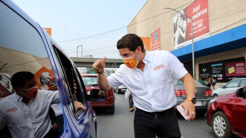 Samuel García comienza a conformar su gabinete; ya eligió a la secretaria de Educación