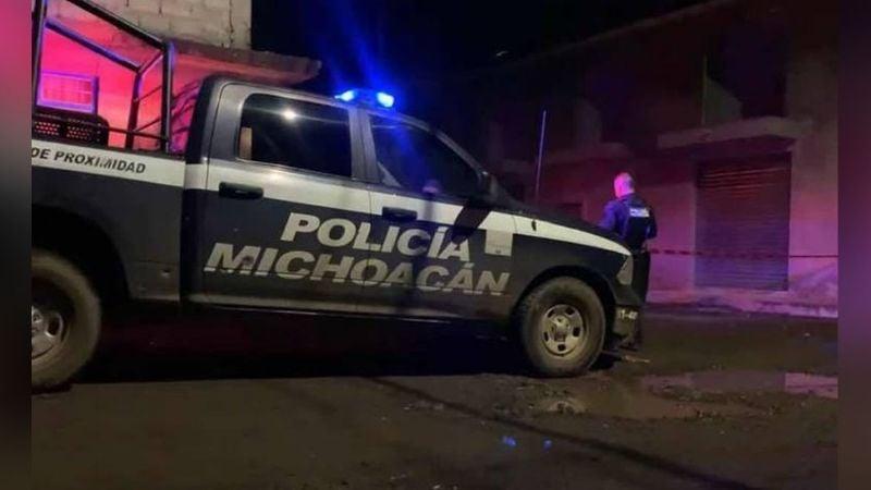 Ultiman a balazos a un sujeto que caminaba por las calles de Morelia, Michoacán